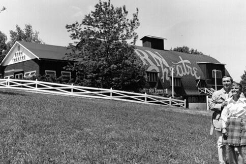 Barn Theatre — Kalamazoo Public Library
