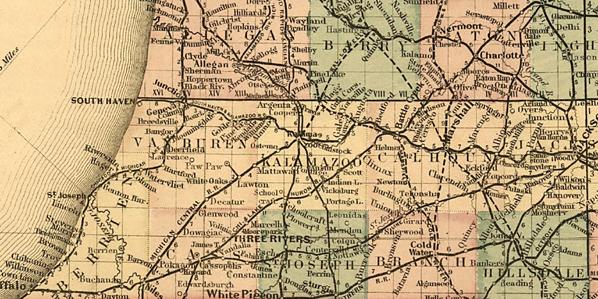 Kalamazoo's Railroads — Kalamazoo Public Liry on new orleans louisiana state map, kalamazoo mi zip codes by state, calabasas california state map, des moines iowa state map, biloxi mississippi state map, kearney nebraska state map, concord new hampshire state map, eugene oregon state map, alhambra california state map, glendive montana state map, charleston south carolina state map, kalamazoo road map, richmond virginia state map, savannah georgia state map, peoria illinois state map, kalamazoo mi map, kalamazoo michigan people, oakland california state map, kalamazoo wmu campus map, san diego california state map,