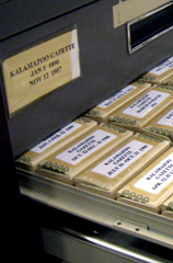 Microfilm Collection