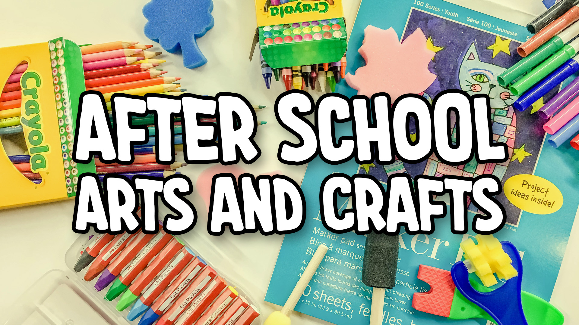 After School Arts And Crafts Kalamazoo Public Library